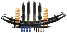 Suspension Kit – Heavy Load w/ Foam Cell Pro Shock to suit Mitsubishi MR 11/2018 onwards and MQ L200 Triton 2015 to 10/2018 onwards