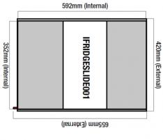 Fridge Slide – 30/40/50L