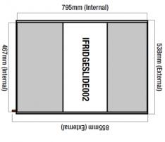 Fridge Slide – 65L/74L