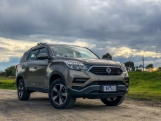 Performance Suspension Kit to Suit Ssangyong Rexton 2018+ with Nitro Gas Shocks