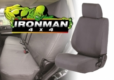 Canvas Comfort Seat Cover to suit Toyota Hilux Revo 2015 to 4/2018 and Facelift 5/2018 onwards (Rear)