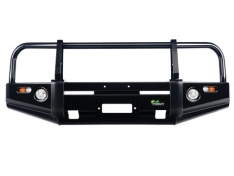 Commercial Deluxe Bull Bar to suit Holden Colorado 7 RG 2012+