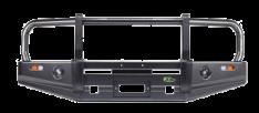 Premium 60.3mm Tube Bull Bar – Landcruiser 200 Series  11/2015 onwards