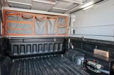 Alucab Canopy Camper – Main Unit DC/SB – Silver