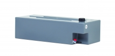 60L Tank with Tap and Barbed Outlet – (845 x 360 x 270mm) – Includes the height of the screw cap