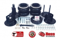 Nissan NP300 Coil Assist 4WD & 2WD
