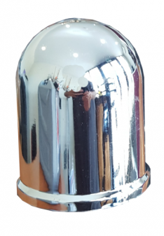 Tow Ball Cover Chrome with Spring Clip – Mister Hitches