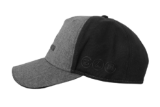 Icon Cap – Midnight/Grey Marle