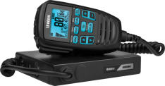 Uniden UHF 4×4 Pack (UH9060 + AT970BKS)