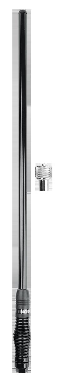 Fibreglass Radome Antenna – BLACK (5.5 dBi Gain)