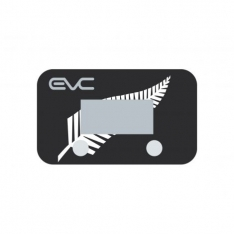 Ultimate 9 Cover Plate – Silver fern